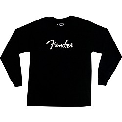 Fender Spaghetti Logo Long Sleeve Shirt (9101320506)