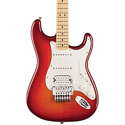 Fender Standard Stratocaster HSS Plus Top with Locking Tremolo, Maple Fingerboard (1144712531)