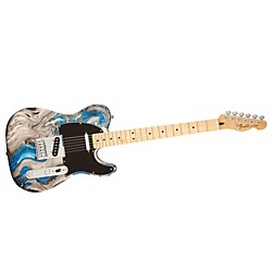 Fender Standard Telecaster Swirl with Maple Fingerboard Electric Guitar (0140082550)