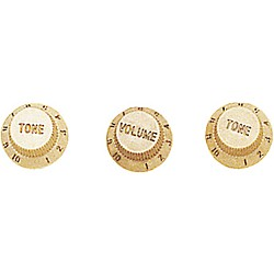 Fender Strat Knobs 1 Volume/2 Tone (099-2035-000)