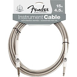 Fender Stratocaster 60th Anniversary Instrument Cable (0990820055)