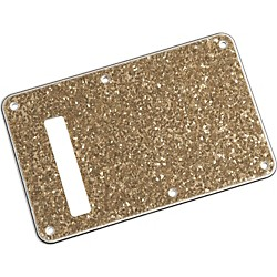 Fender Stratocaster Backplate Aged Glass Sparkle (099-1327-000)