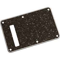 Fender Stratocaster Backplate Black Glass Sparkle (099-1326-000)