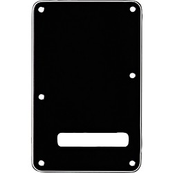 Fender Stratocaster Backplate Black (099-1322-000)