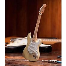 Axe Heaven Fender Stratocaster Classic Cream Miniature Guitar Replica Collectible