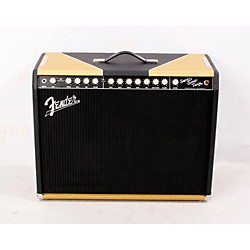 Fender Super-Sonic Twin Black/Gold 100W 2x12 Tube Guitar Combo Amp (USED005002 2162000072)