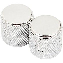 Fender Tele and P Bass Chrome Knobs (099-1366-000)
