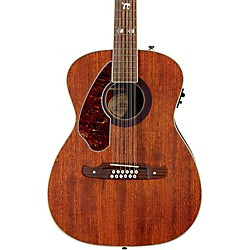 Fender Tim Armstrong Left-Handed Hellcat 12-String Acoustic-Electric Guitar (0968313021)