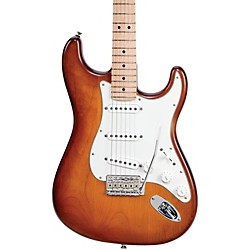 Fender USA Nitro Satin Series Stratocaster Electric Guitar (0170171342)
