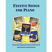 Tara Publications Festive Jewish Songs for Piano Tara Books Series