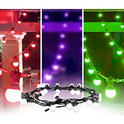 Chauvet Festoon 15-Meter 20-Bulb Outdoor Decor Light String