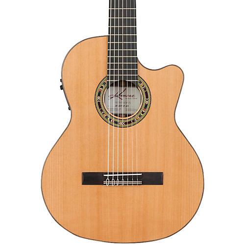 Kremona Fiesta CW-7 Classical Electric Guitar-thumbnail