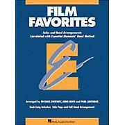 Hal Leonard Film Favorites E-Flat Alto Saxophone
