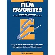 Hal Leonard Film Favorites Trombone