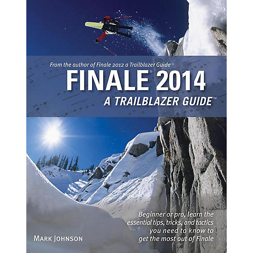 Hal Leonard Finale 2014 A Trailblazer Guide-thumbnail