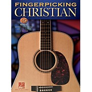 Hal Leonard Fingerpicking Christian - 15 Songs Arranged For Solo Guitar In Standard Notation & Tab