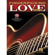 Hal Leonard Fingerpicking Love Songs Songbook