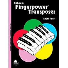Hal Leonard Fingerpower Transposer, Level Four - Intermediate