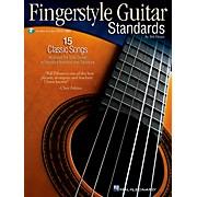 Hal Leonard Fingerstyle Guitar Standards Book/CD