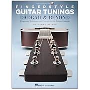 Hal Leonard Fingerstyle Guitar Tunings: DADGAD & Beyond (Book/Audio Online)