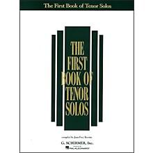 G. Schirmer First Book Of Tenor Solos
