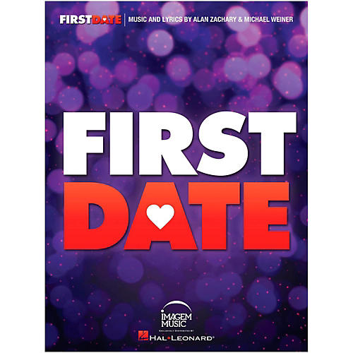 Hal Leonard First Date - Vocal Selections-thumbnail
