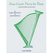 Carl Fischer First-Grade Pieces For Harp