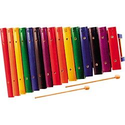 First Note 15 Note Wood Xylophone (FN915)