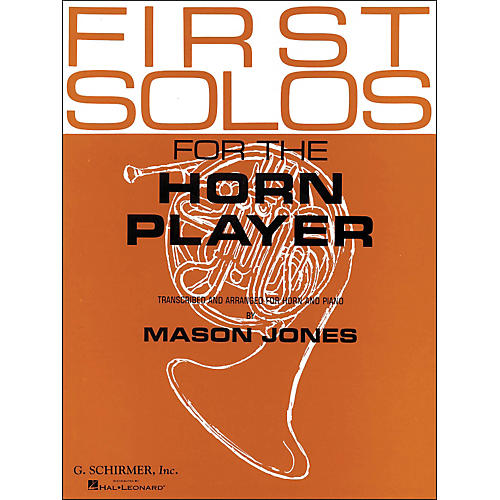 G. Schirmer First Solos for The Horn Player-thumbnail