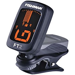 Fishman Fishman FT-2 Digital Chromatic Clip-on Tuner (ACC-TUN-FT2)