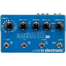 TC Electronic Flashback X4 Delay & Looper