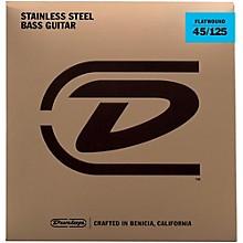 Dunlop Flatwound Bass Strings MD - 5 Set