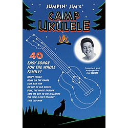 Flea Market Music Jumpin' Jim's Camp Ukulele Tab Songbook (695552)