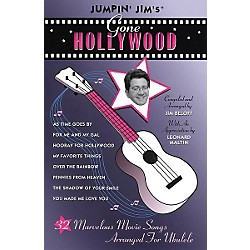 Flea Market Music Jumpin' Jim's Gone Hollywood Ukulele Tab Songbook (695774)