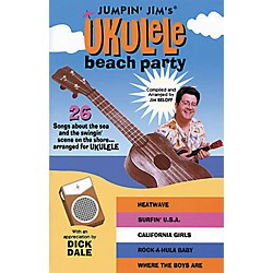 Flea Market Music Jumpin' Jim's Ukulele Beach Party Tab Songbook (695658)