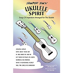 Flea Market Music Jumpin' Jim's Ukulele Spirit Tab Songbook (695698)