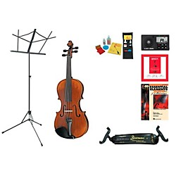 "Florea Model Prodigy Beginner Student 14"" Viola Bundle (ProdigyVA14-123 Kit)"