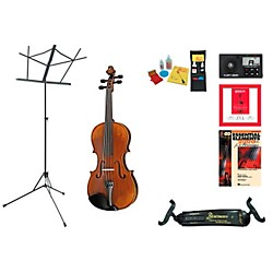 "Florea Model Prodigy Beginner Student 16"" Viola Bundle (ProdigyVA16-123 Kit)"