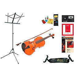 "Florea Model Recital II Beginner Student 14"" Viola Bundle (RecitalIIVA14-123 Kit)"