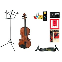 "Florea Model Recital II Beginner Student 16"" Viola Bundle (RecitalIIVA16-123 Kit)"