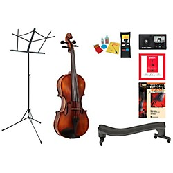 Florea Prodigy Beginner Student 1/4 Violin Bundle (ProdigyVN14-123 Kit)