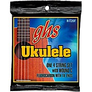 GHS Fluorocarbon High Tension Fingerstyle Ukulele Strings