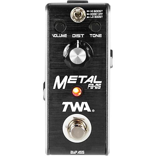 TWA Fly Boys Guitar Metal Pedal-thumbnail