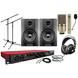 Focusrite Scarlett 18i20 MXL Package (18i20 MXL Package)