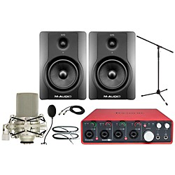Focusrite Scarlett 18i8 MXL Package (18i8 MXL Package)