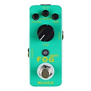 Mooer Fog Bass Fuzz Guitar Effects Pedal