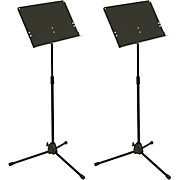 Musician's Gear Folding Music Stand 2-Pack