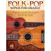 Hal Leonard Folk Pop Songs For Ukulele