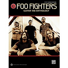 Alfred Foo Fighters - Guitar TAB Anthology Book