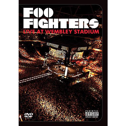 RCA Foo Fighters - Live at Wembley (DVD)-thumbnail